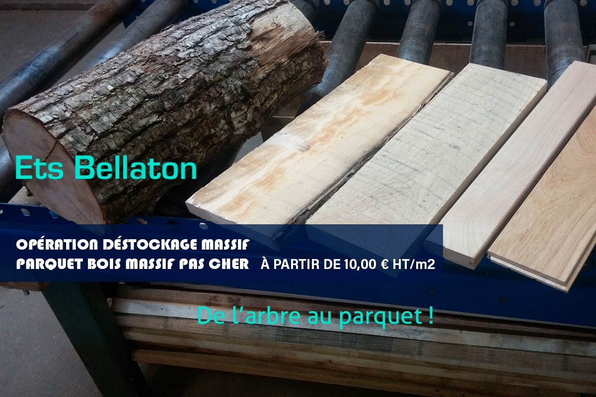 operation destockage parquet massif